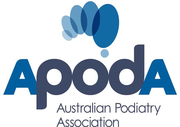Australian Podiatry association Logo
